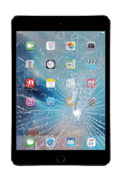 iPad Displayglas Reparatur